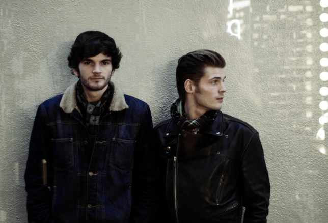 The Hudson Taylor boys give their Top 10 St Patrick's Day ideas (Picture: Polydor/Universal)