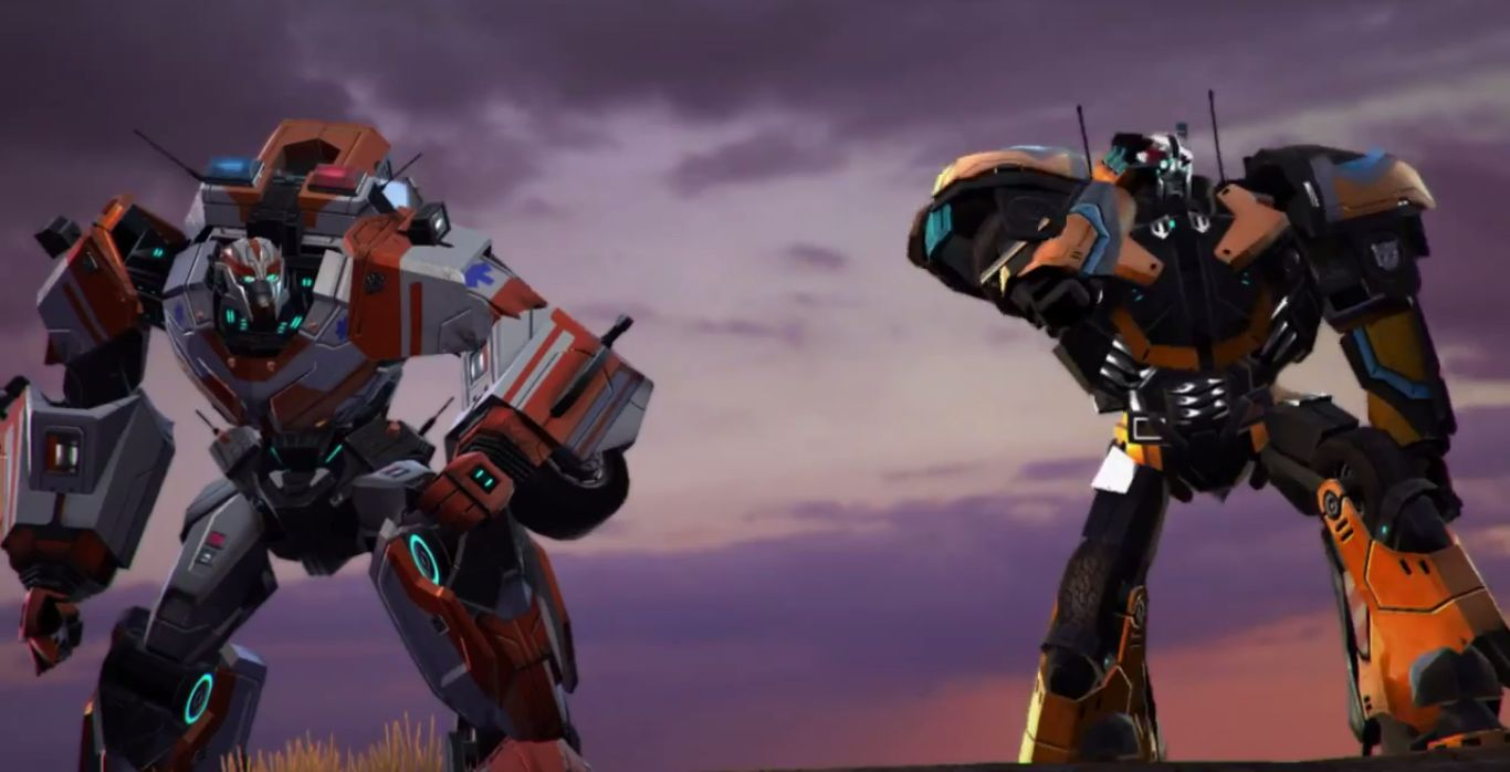 Transformers Universe - nothing to do with Michael Bay