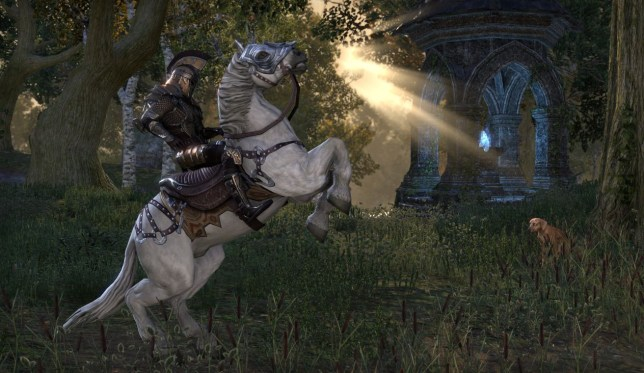 The Elder Scrolls Online - a hit even without the console versions