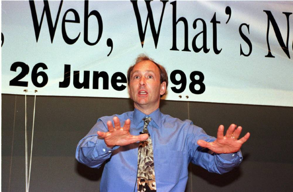 World wide web: 25 years since a 'vague idea' changed our wwway of life