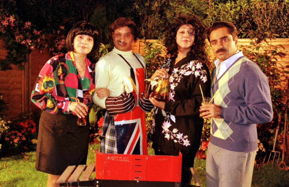 Goodness Gracious Me is coming back for a one-off special (Picture: BBC)