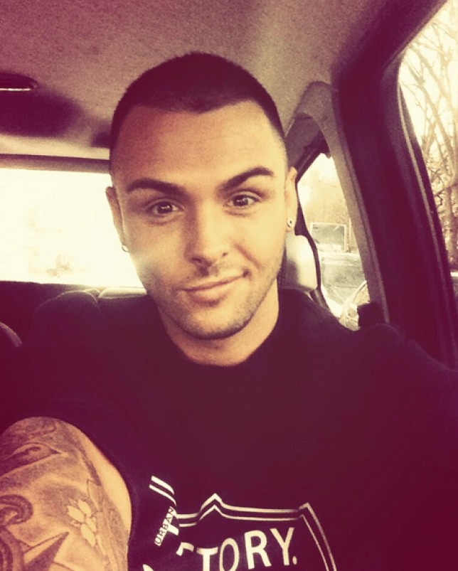 Jaymi Hensley has discussed his upcoming wedding (Picture: Jaymi Hensley Twitter)