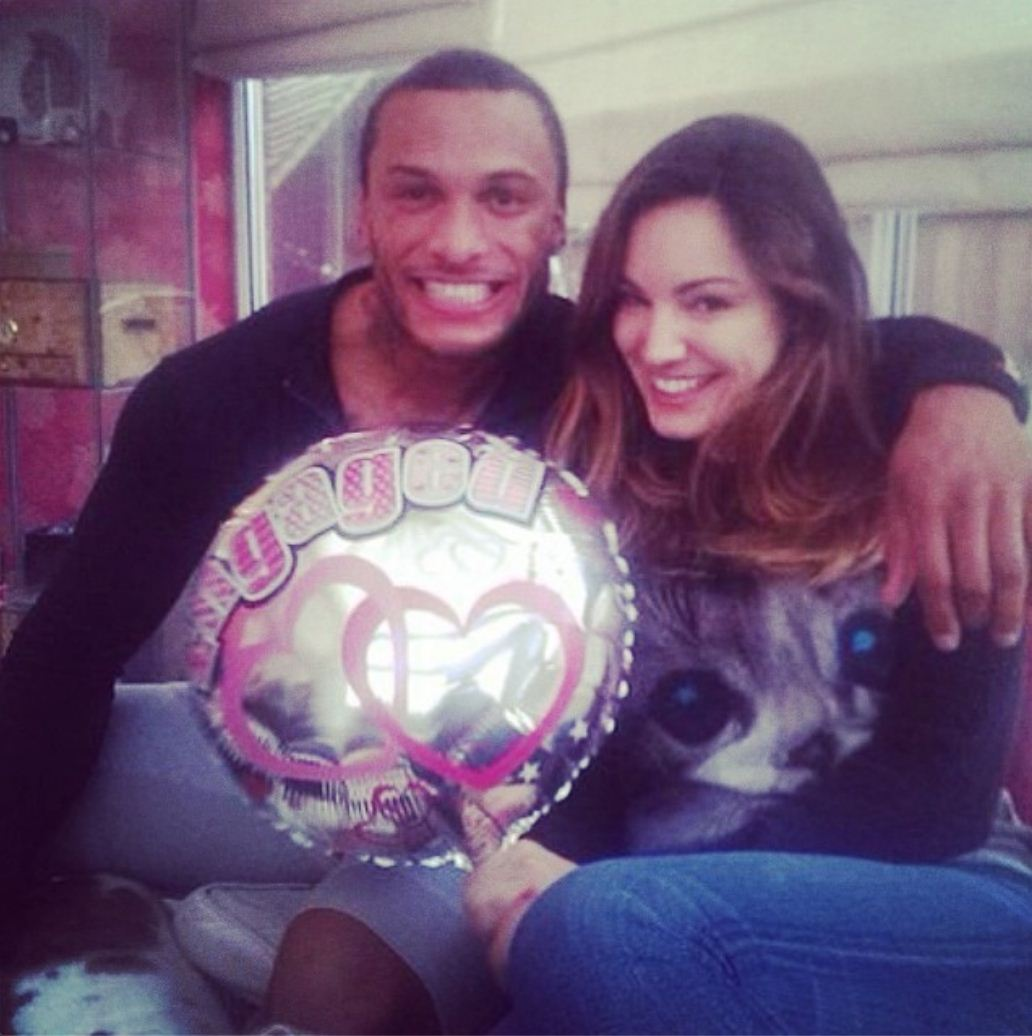 Keeping up with Kelly Brook: Model engaged to David McIntosh – but will it be 99th time lucky?