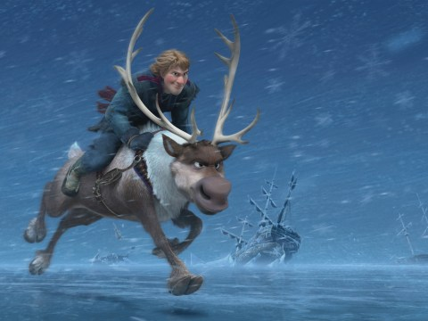 This Frozen fan theory about Kristoff and Sven will creep you the hell out