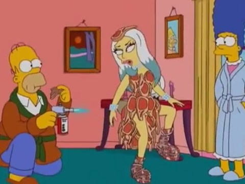What's the worst Simpsons episode of all time? The Lady Gaga one, apparently