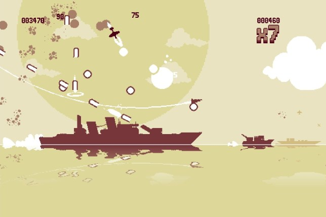 Luftrausers (PS3) – arcade action without the arcade