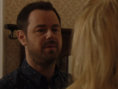 Eastenders: Danny Dyer's Mick Carter gets a smack while Max Branning is up to his tricks again