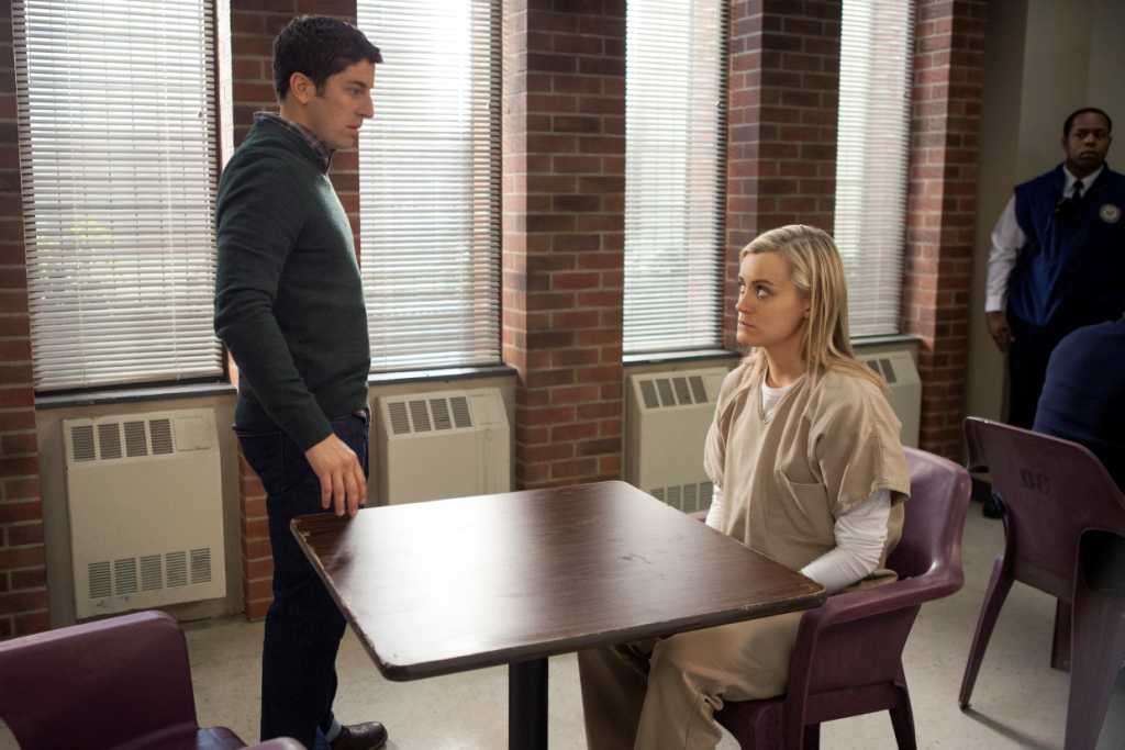 Feast your eyes upon the first images from Orange Is The New Black series 2