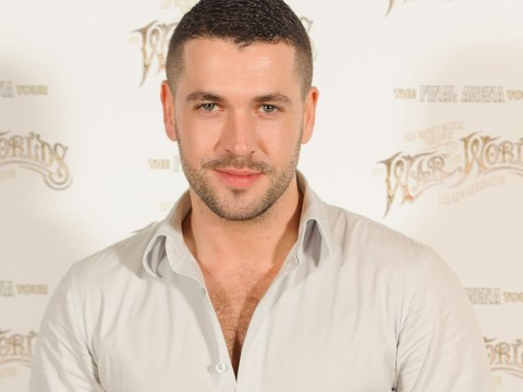Shayne Ward is dating married Hollyoaks star Sophie Austin