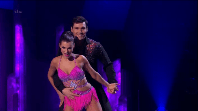 Dancing on Ice 2014: Sam Attwater