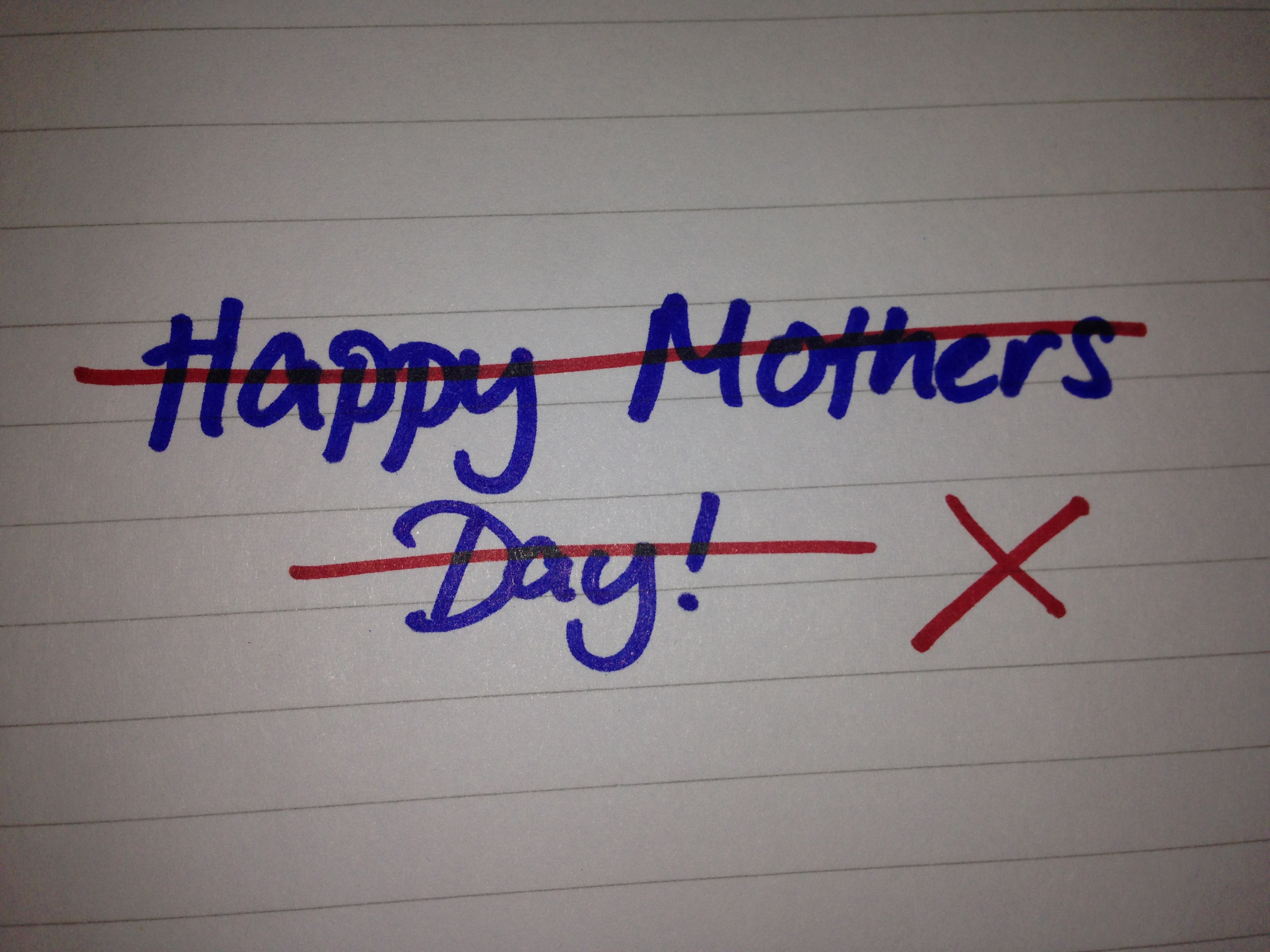 Mother's Day 2014: How poor grammar ruins special days for us pedants