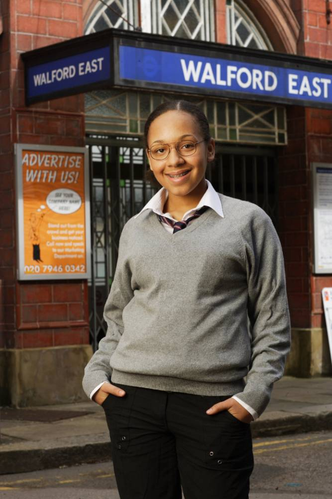 Belinda Owusu to make a brief return to Eastenders as Denise Fox's daughter Libby