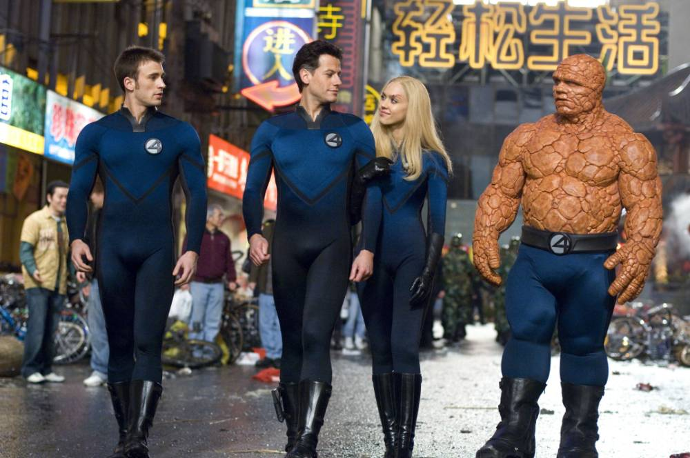 New Fantastic Four has nothing to with the other bloody ones, says producer Matthew Vaughn