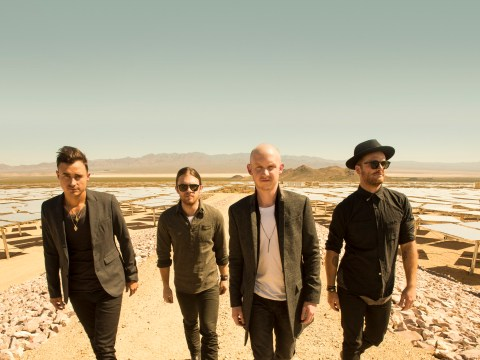 The Fray share their Top 10 favourite TV shows as they release fourth album Helios