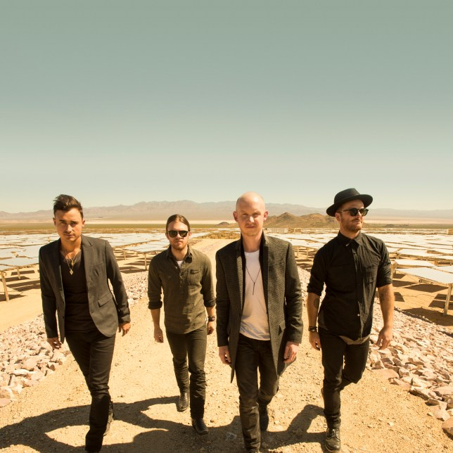 The Fray are back with their fourth album (Picture: Sony Music)