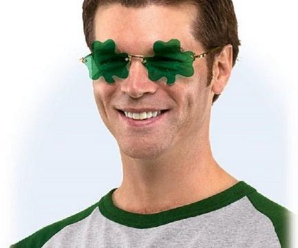 Nine truly tacky things to wear on St Patrick's Day
