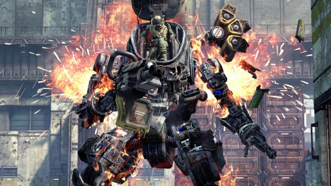 Titanfall - putting the Xbox One back in the fight