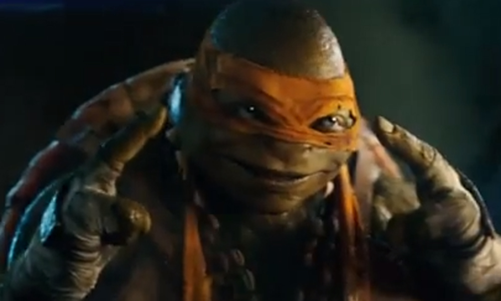The new Teenage Mutant Ninja Turtles posters aren't really giving much away