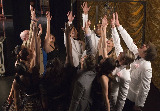 Glee honours Cory Monteith with a second tribute episode