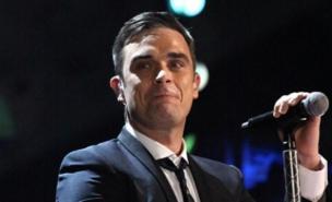 Robbie Williams is already a fan of Paul Burling (PA)