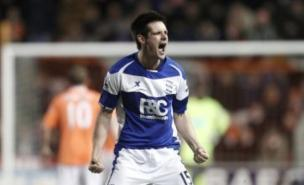 Birmingham City's Scott Dann is top of Liverpool's transfer list. (PA)