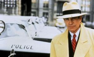 Warren Beatty was keeping tight-lipped about his plans for a Dick Tracy sequel