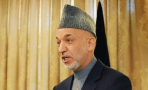 Taliban in talks with United States, says Afghan president Hamid Karzai
