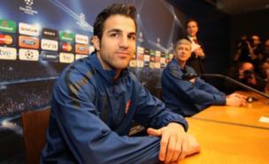 Could Fabregas be a Barcelona player next season? (PA)