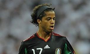 Giovani Dos Santos is set to leave Spurs (Allstar)