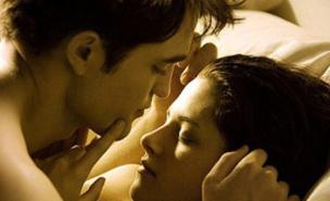 Robert Pattinson and Kristen Stewart were comfortable together (Allstar)
