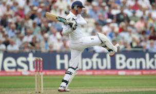 Stuart Broad was England's highest scorer (Getty Images)
