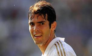 Kaka is on his way out of Real Madrid (Allstar)