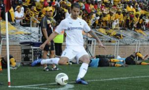 David Bentley is a Blackburn transfer target (Getty Images)