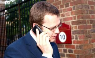 A letter by Clive Goodman claims Andy Coulson (pictured) 'discussed' phone hacking (PA)