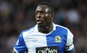Chris Samba is a transfer target for Arsenal and Spurs (PA)