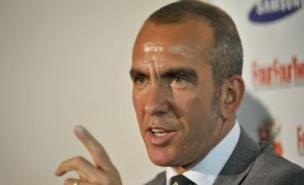 Paolo di Canio will never play Leon Clarke again at Swindon after their fight (PA)