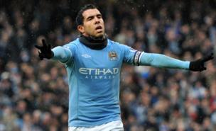 Carlos Tevez has been stripped of the Man City captaincy (PA)