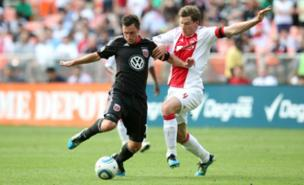 Jan Vertonghen (right) is a Liverpool transfer target (Getty Images)