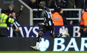 Cheick Tiote is wanted by Chelsea (PA)