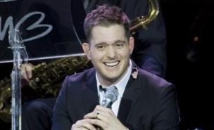 Michael Buble felt his confidence disappear completely after one eye-roll from Simon Cowell. (PA)