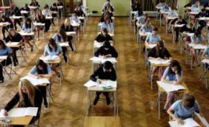 Exam entrants may be thinking about football during Euro 2012 (PA)