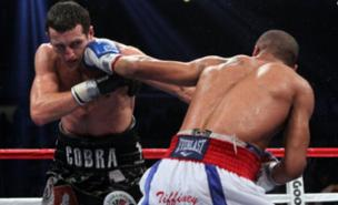 Carl Froch found Andre Ward was too quick for him (Getty Images)