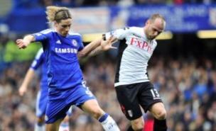 Fernando Torres failed to make an impact against Fulham (Getty)