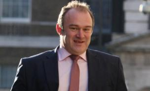 Ed Davey has inherited a tricky situation (PA)