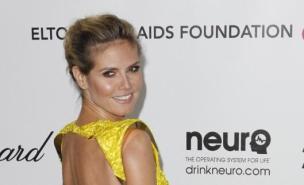 Heidi Klum has broken her silence on her split from Seal (Getty Images)