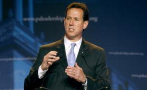 Rick Santorum has dominated in conservative states (Getty Images)