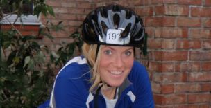 Lindsey Cole is looking for a cycling partner