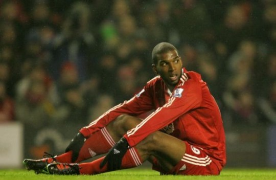 Fighting for his future: Ryan Babel