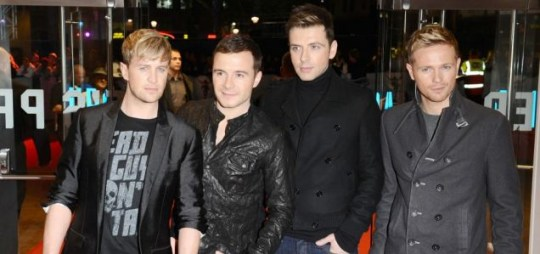 Westlife's X Factor performance broke Ofcom guidelines