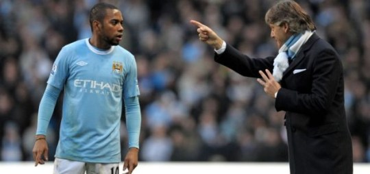 Roberto Mancini has decided he can do without Robinho